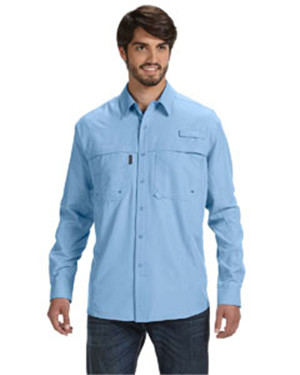 Dickies DD4405 - Men's Long-Sleeve Catch Fishing Shirt