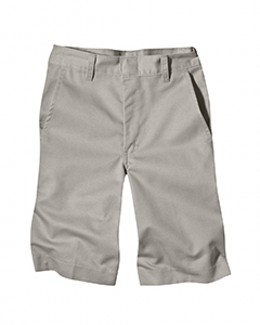 Dickies Drop Ship - 54562 Boy's Flat Front Short
