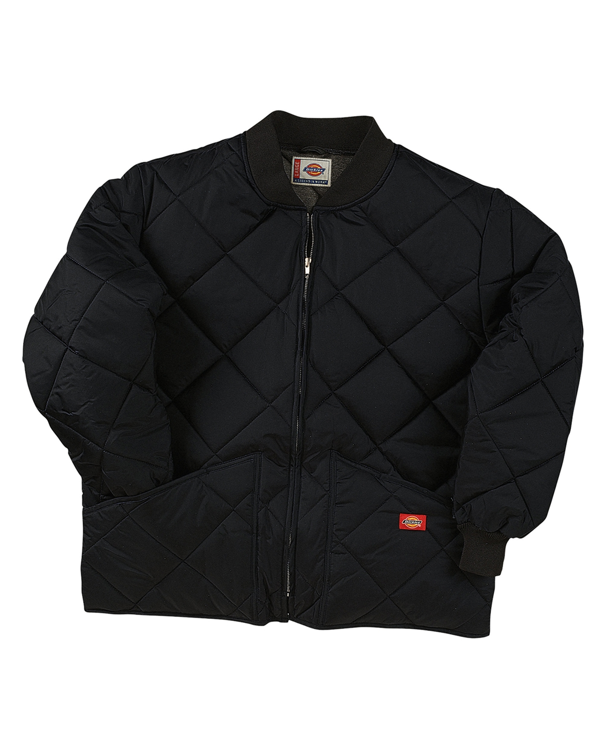 Dickies Drop Ship - 61242T Diamond Quilted Nylon Jacket