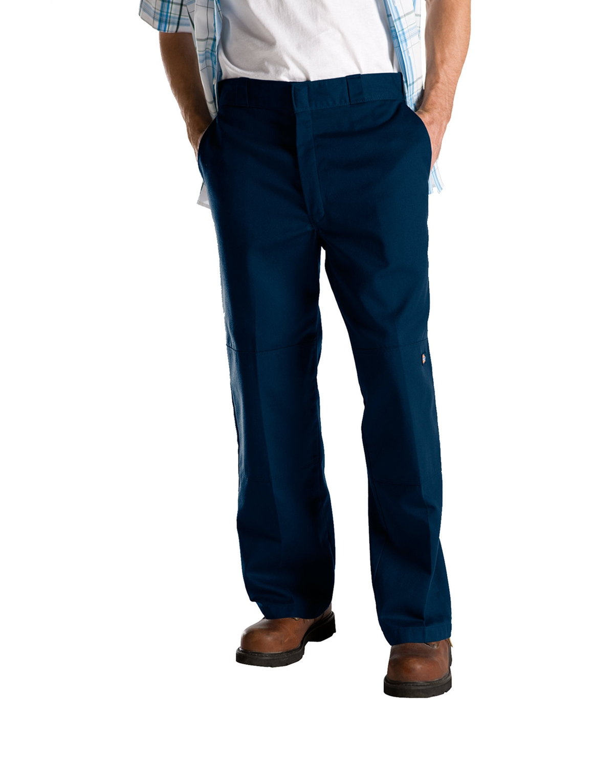 Dickies Drop Ship - 85283 Loose Fit Double Knee Work ...
