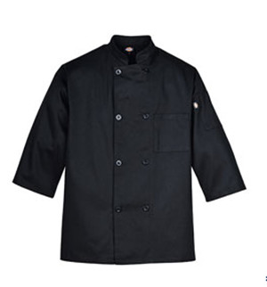 Dickies Drop Ship - DCP118 Long-Sleeve 8-Button Chef ...