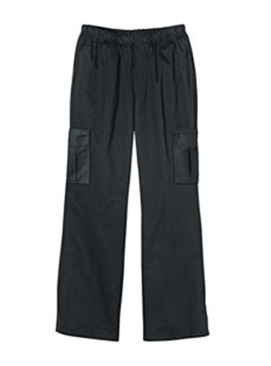 Dickies Drop Ship - DCP200  Solid Chef Pant with Patch ...