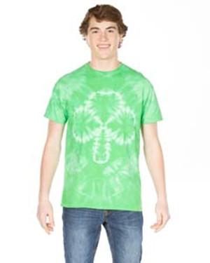 Dyenomite 200NV - Shamrock Tie Dye Tee Shirt