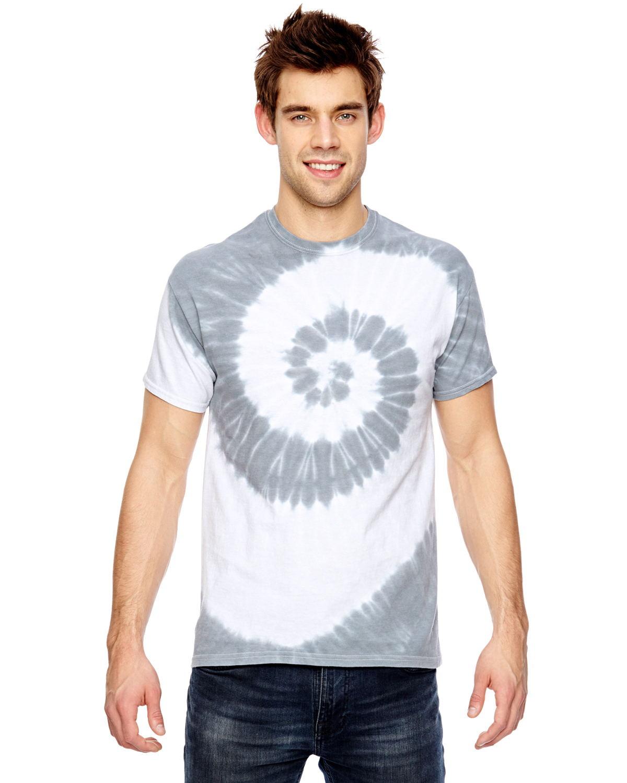 Dyenomite 365SL - Team Tonal Spiral Tie-Dyed T-Shirt
