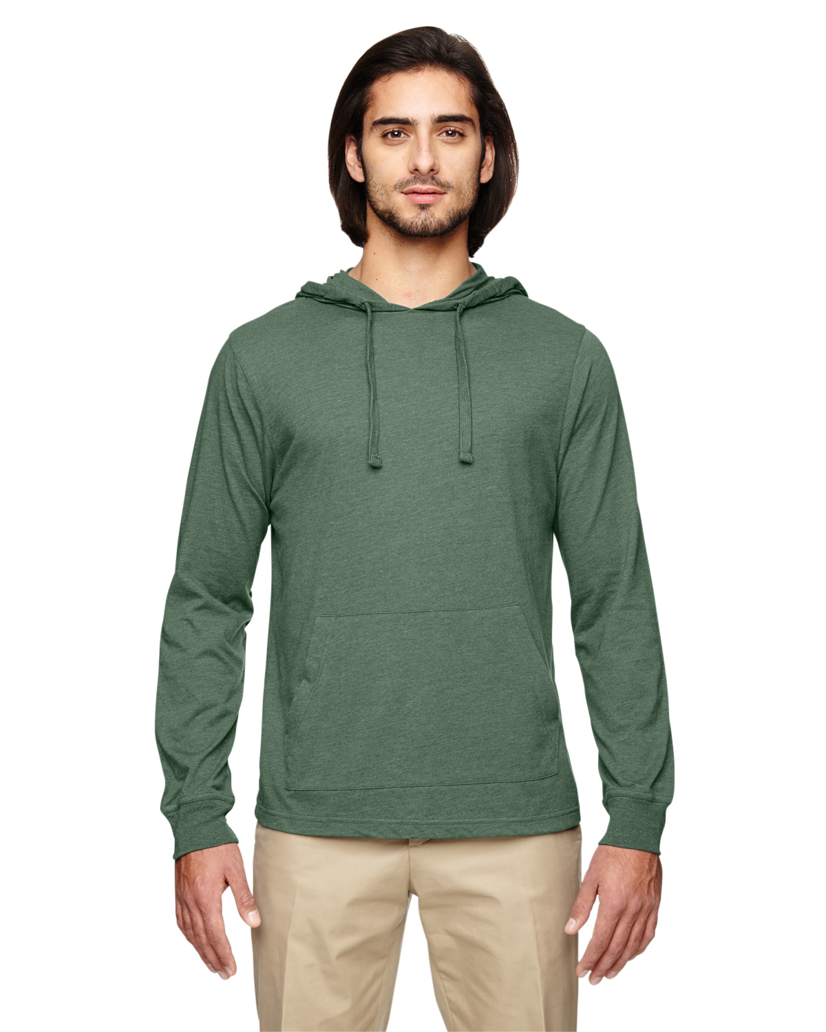 Econscious EC1085 - Unisex 4.25 oz. Blended Eco Jersey Pullover Hoodie