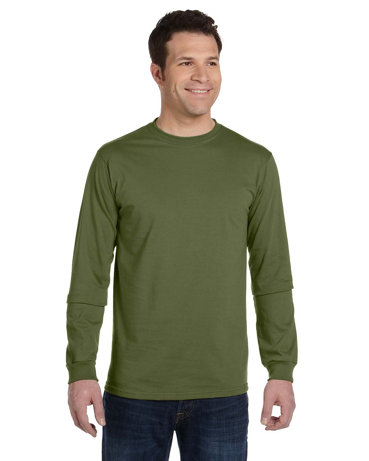 Econscious EC1500 - 5.5 oz., 100% Organic Cotton Classic Long-Sleeve T-Shirt