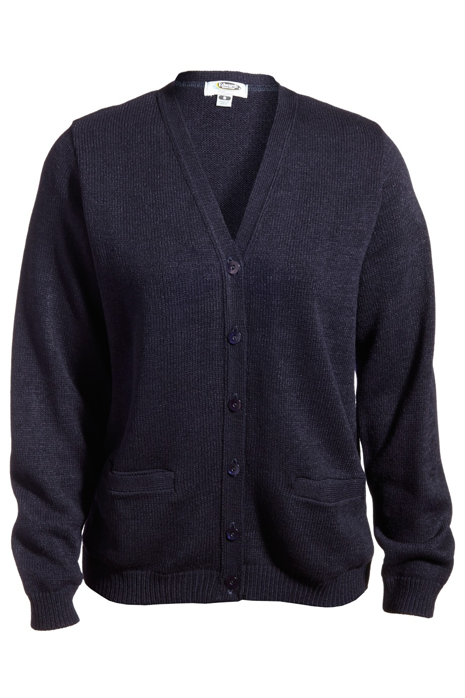 Edwards Garment 450 - Women's V-Neck Pocket Cardigan