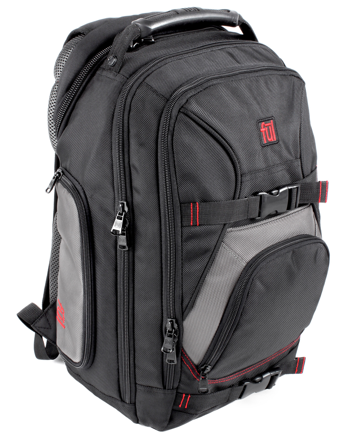 FUL BD5272 - Alleyway Wild Fire Backpack
