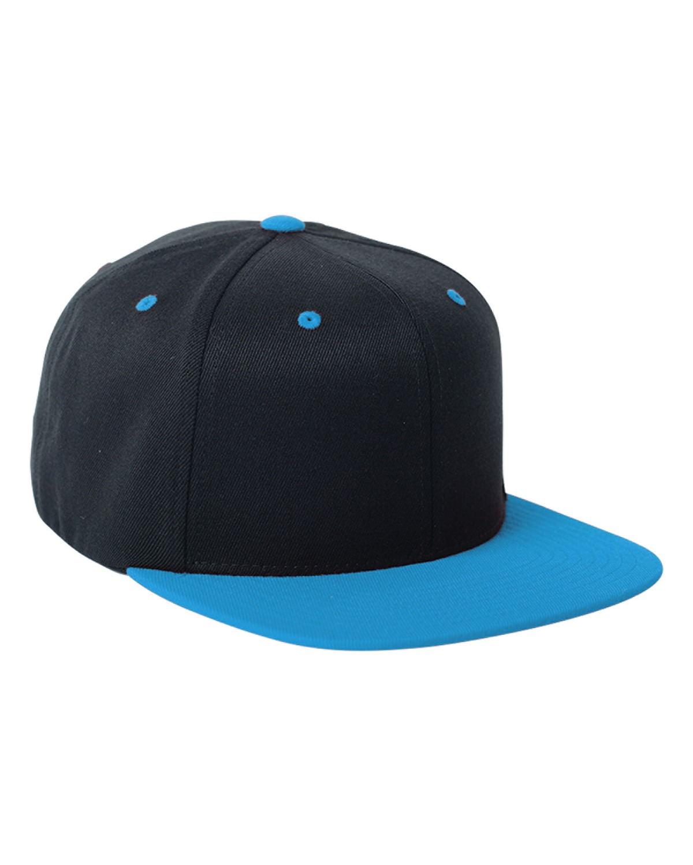 Flexfit 110FT 110毛织品混合双色帽子