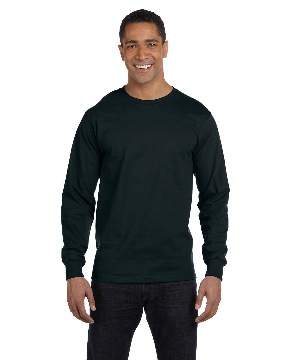 Fruit of the Loom HD6LR - Long Sleeve HD Lofteez