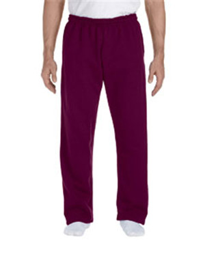 Gildan G123 9.3 oz. DryBlend50/50 Open Bottom Sweatpants