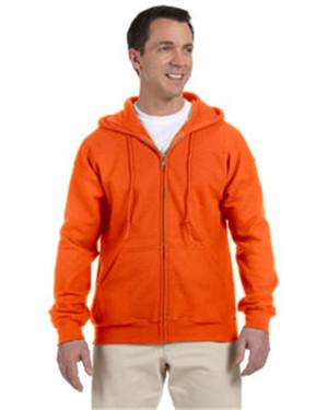 Gildan G126 Adult DryBlend® Adult 9 oz., 50/50 Full-Zip Hood