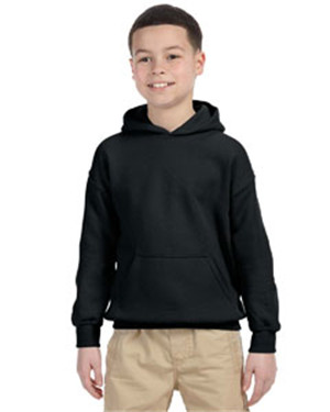 Gildan G185B Youth  7.75 oz. Heavy Blend50/50 Hood