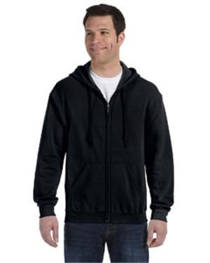 Gildan G186 Adult Heavy Blend™ Adult 8 oz., 50/50 Full-Zip Hood