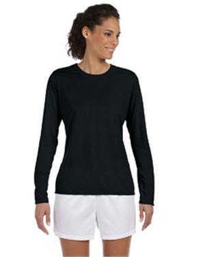 Gildan G424L - Performance Ladies' 4.5 oz. Long-Sleeve T-Shirt