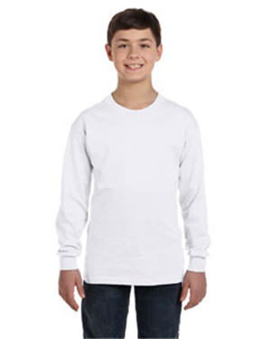 Gildan G540B Youth  5.3 oz. Heavy Cotton Long