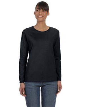 Gildan G540L - Heavy Cotton Ladies' 5.3 oz. Missy Fit Long-Sleeve T-Shirt