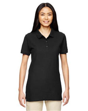 Gildan - G828L Premium Cotton Ladies' 6.5 oz. Double Pique Sport Shirt