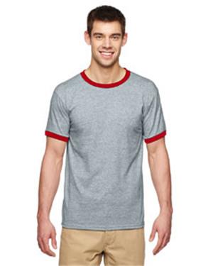 Gildan G860 - DryBlend 5.6 oz. Ringer T-Shirt