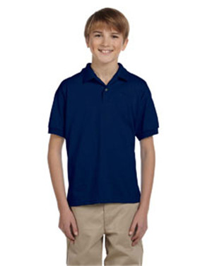 Gildan G880B Youth  5.6 oz. DryBlend50/50 Jersey Polo