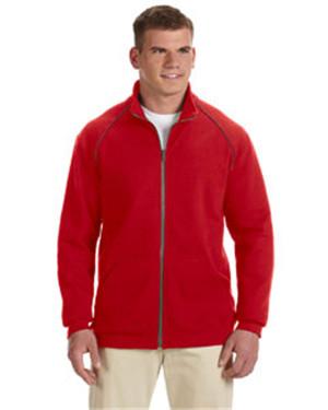 Gildan G929 - Premium Cotton™ 9 oz. Ringspun Fleece Full-Zip Jacket