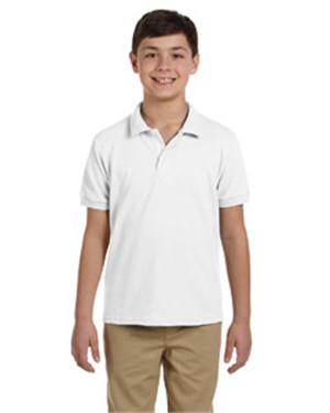 Gildan G948B Youth  6.5 oz. DryBlendPiquSport Shirt