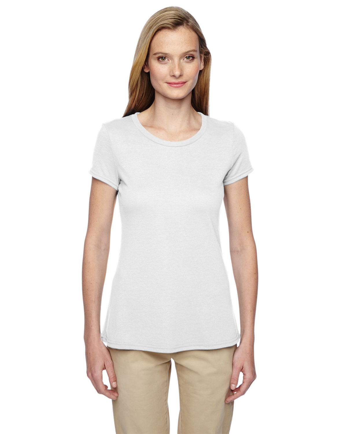 Hanes 21WR - Ladies' 5.3 oz.100% Polyester SPORT T-Shirt