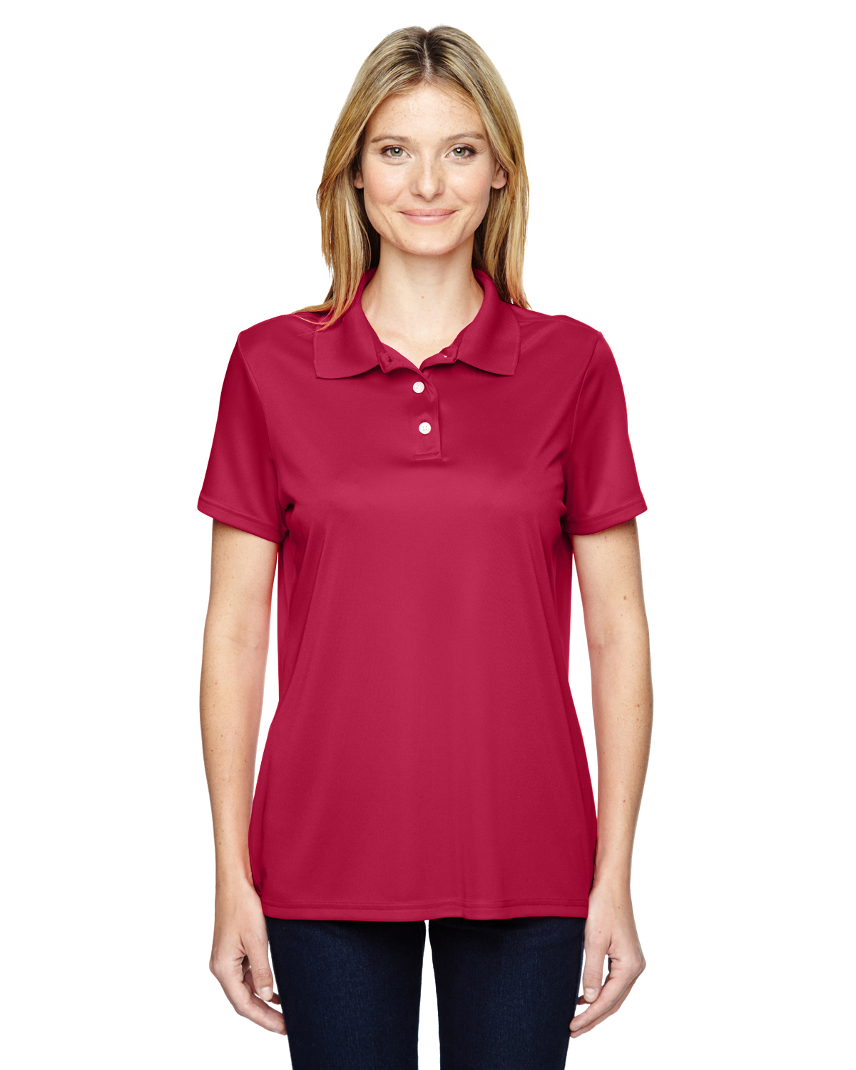 Hanes 480W - Ladies' 4 oz. Cool Dri Polo