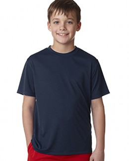 Hanes 482Y - Youth Cool Dri Short Sleeve Performance ...