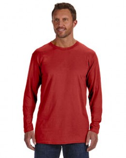 Hanes 498L - 4.5 oz., 100% Ringspun Cotton nano-T® Long-Sleeve T-Shirt
