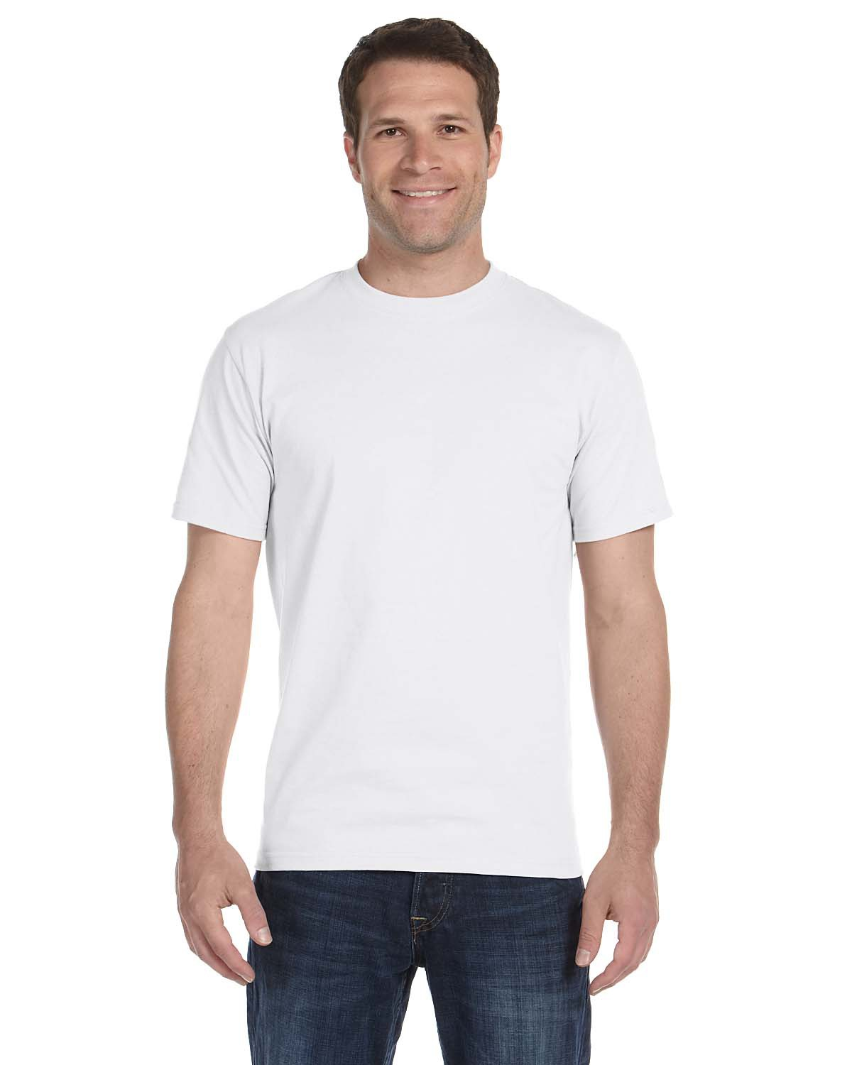 Hanes® 5180 Beefy-T® - Born To Be Worn 100% ...