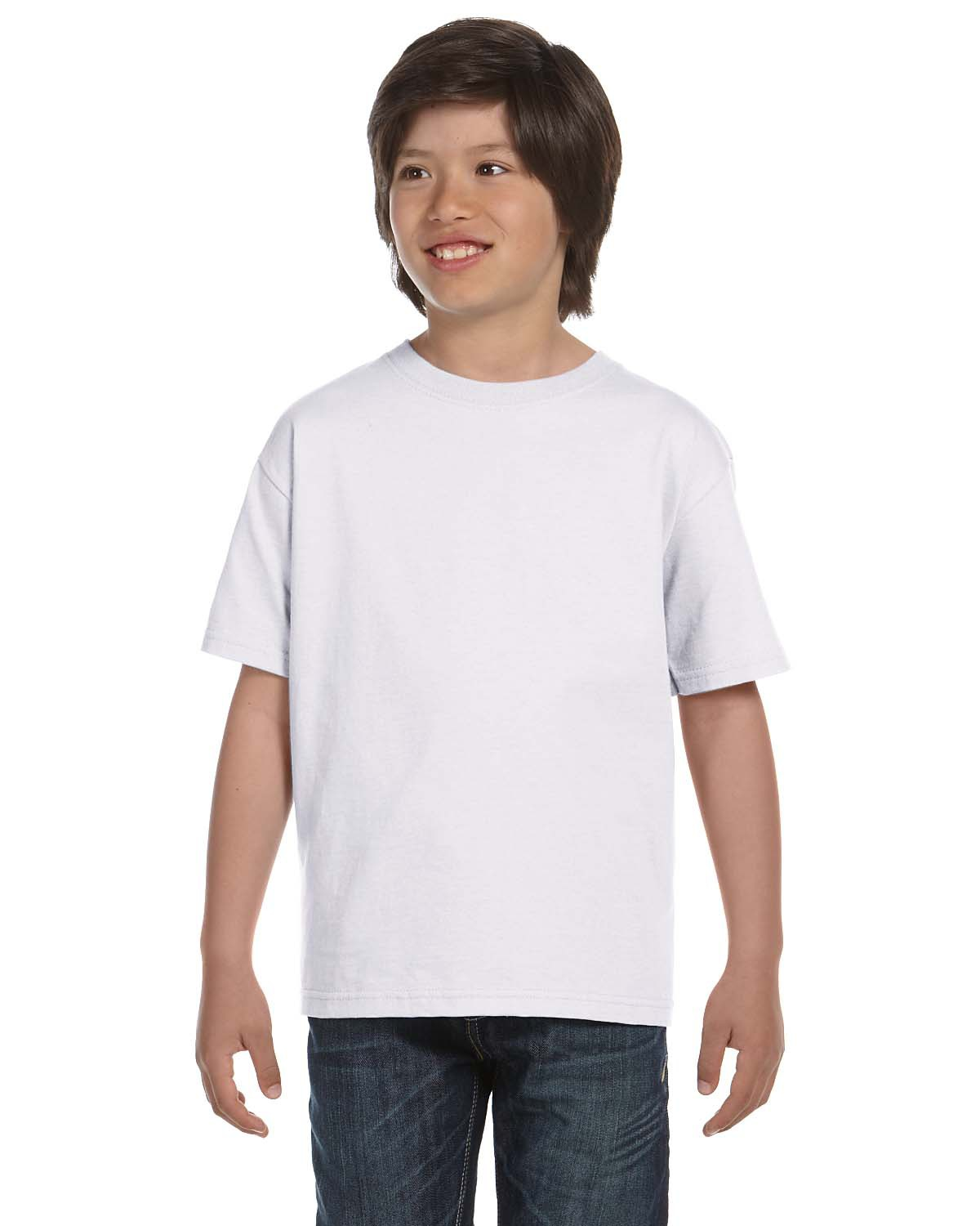 Hanes 5480 - ComfortSoft Heavyweight Youth T-Shirt