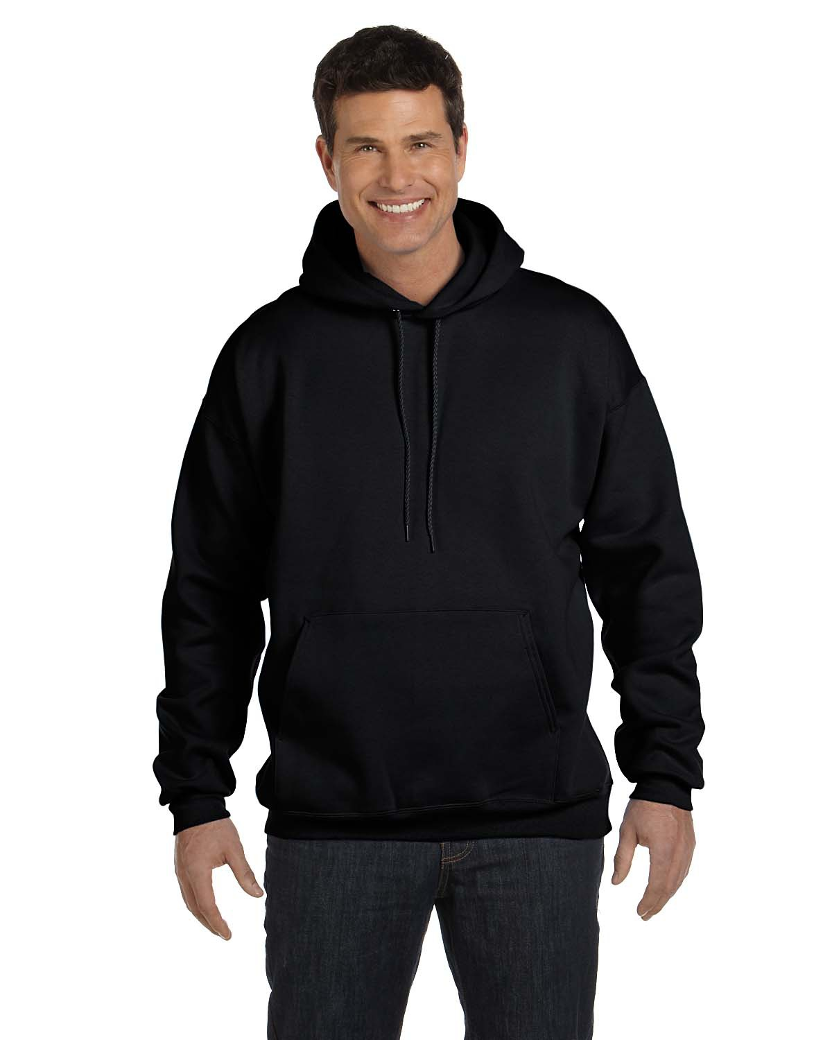 Hanes F170 - Adult Ultimate Cotton Hooded Pullover