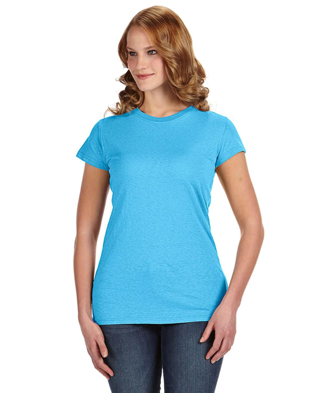 J America JA8138 - Ladies' Glitter T-Shirt