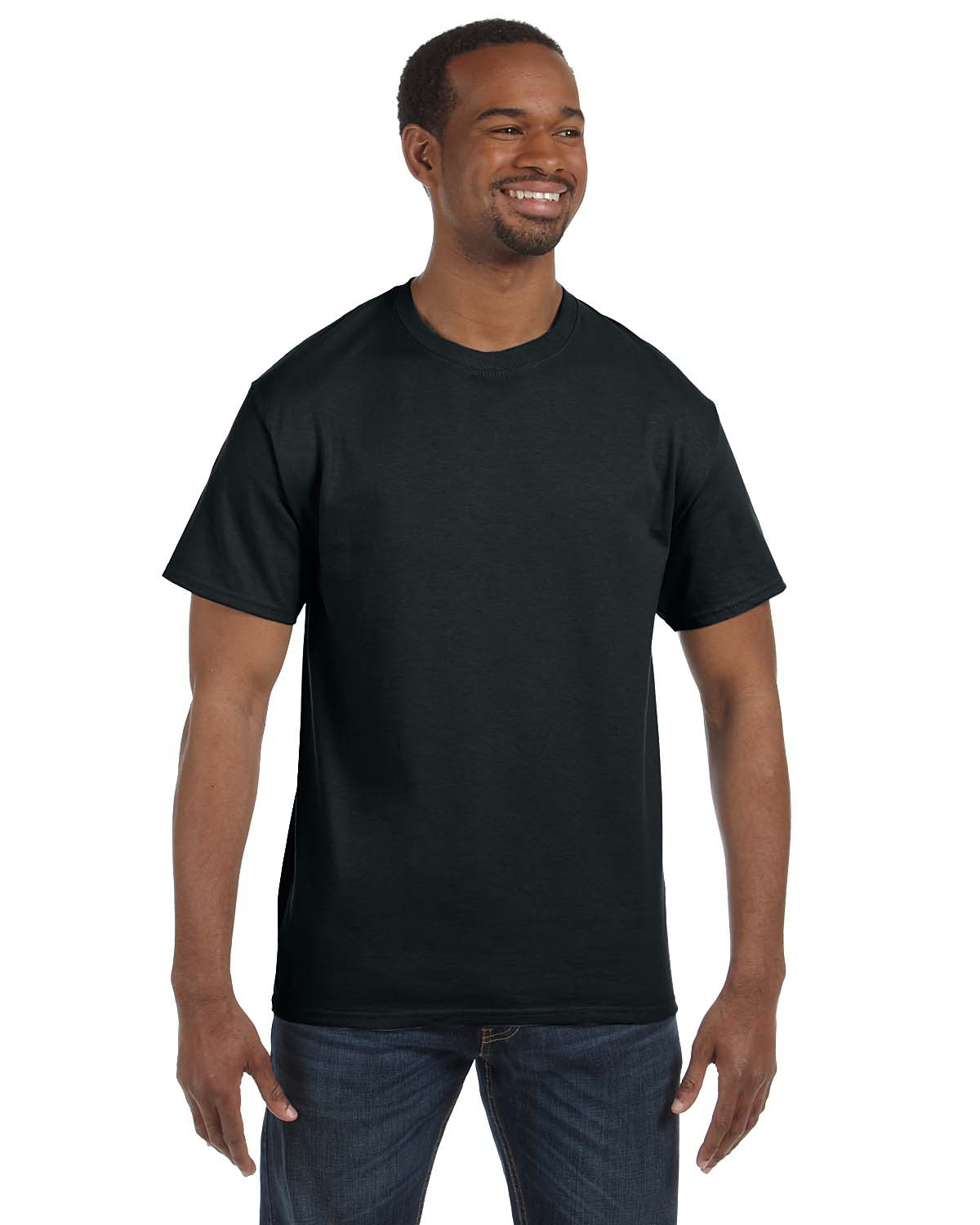 Jerzees 29M  Men's Heavyweight 5.6 oz., 50/50 Cotton/...