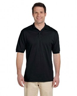 Jerzees 437 Adult 5.6 oz. SpotShield™ Jersey Polo