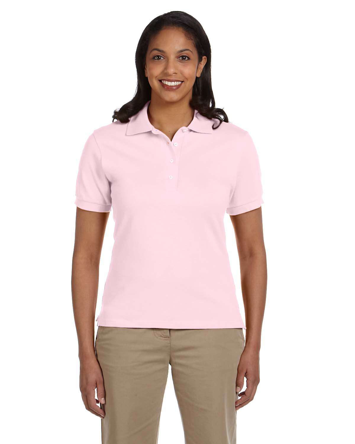Jerzees 440W  Women's 6.5 oz., 100% Ringspun Cotton Piqu