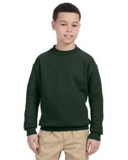 Jerzees 4662B 中青年青少年圆领运动衫