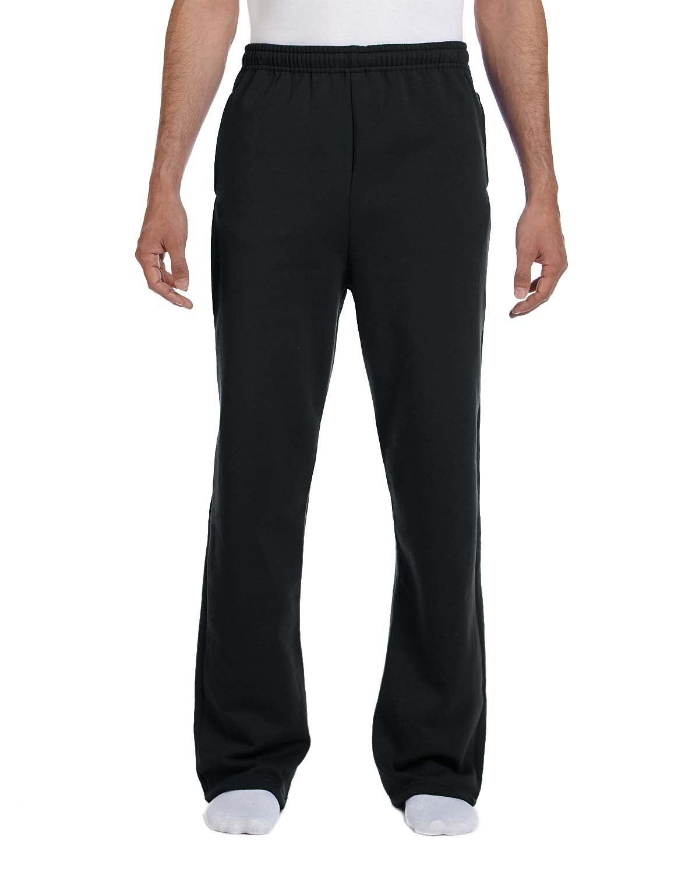 Jerzees 974MP  50/50 Fleece Open-Bottom Sweatpants