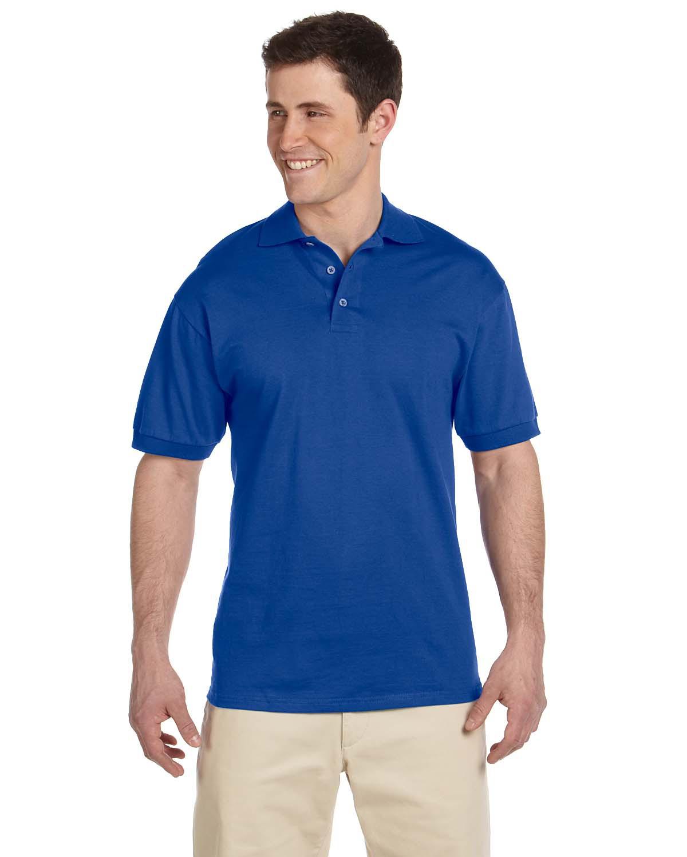 Jerzees J100 6 oz.100%棉平纹布运动衫polo衫