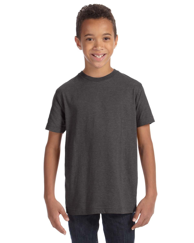 LAT - 6105  Youth Vintage Fine Jersey T-Shirt