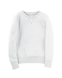 LAT Drop Ship 2652 - Girls' Lightweight French Terry Slouchy Pullover