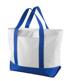 Liberty Bags 7006 Bay View Giant Zippered Boat Tote