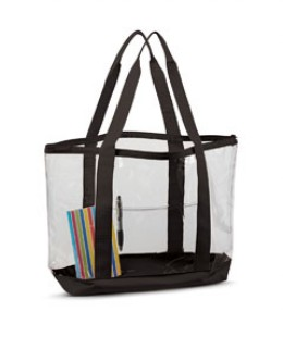 Liberty Bags 7009 - Large Clear Tote