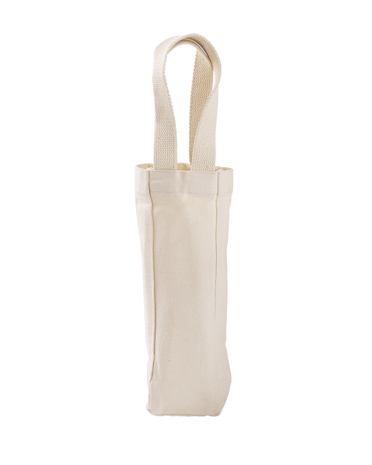 Liberty Bags Single Bottle Wine Tote - 1725