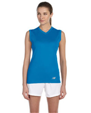 New Balance N7117L - Ladies' Ndurance Athletic V-Neck ...