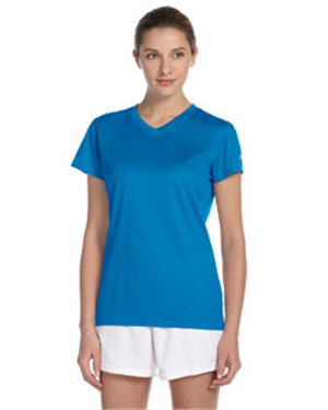 New Balance N7118L - Ladies' Ndurance Athletic V-Neck ...