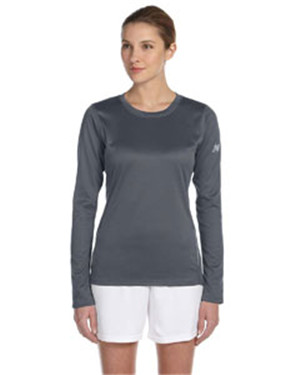 New Balance N9119L - Ladies' Tempo Long-Sleeve Performance ...