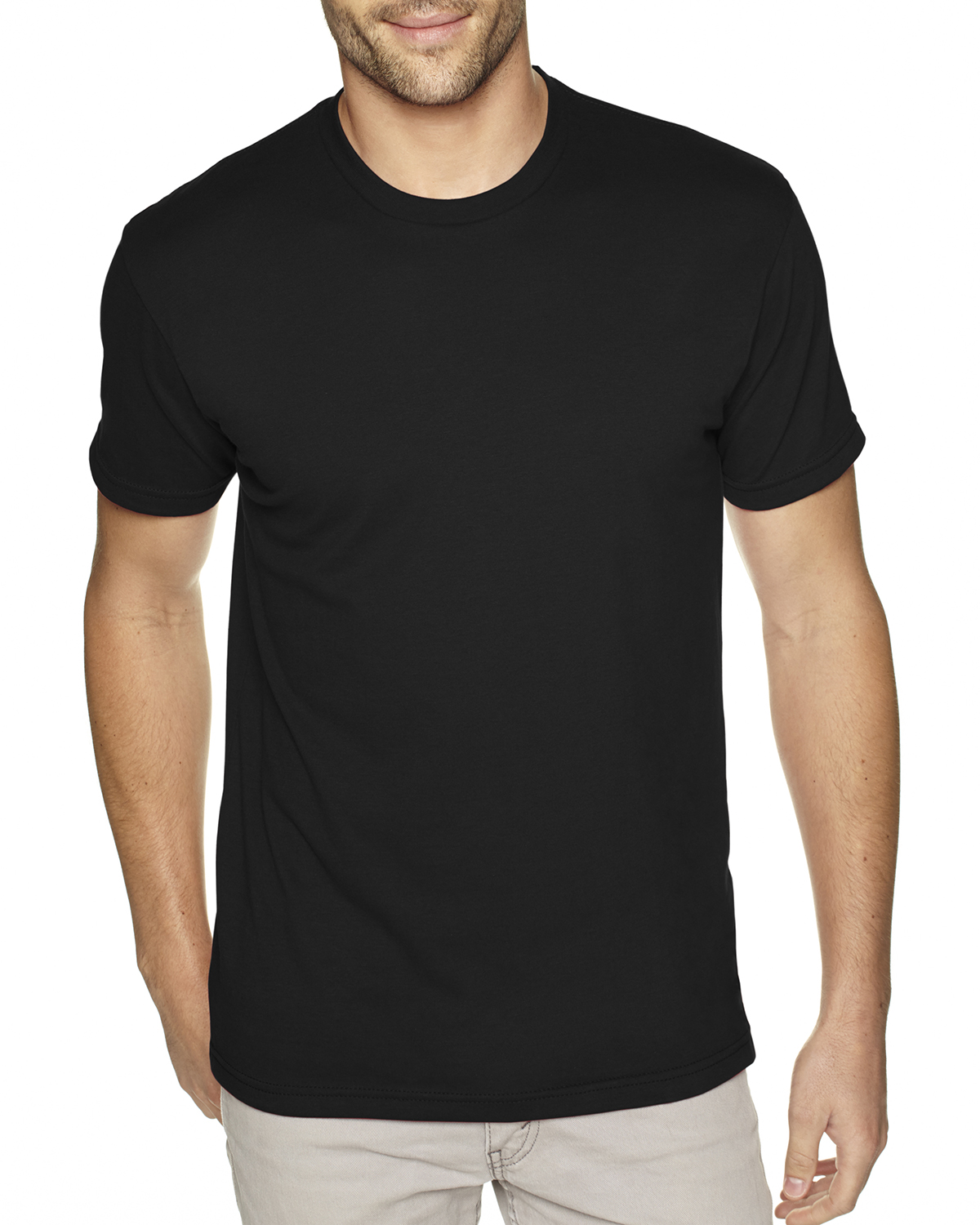 Next Level - 6410 Men's Premium Sueded Crew $5.51 - Women's T-Shirts