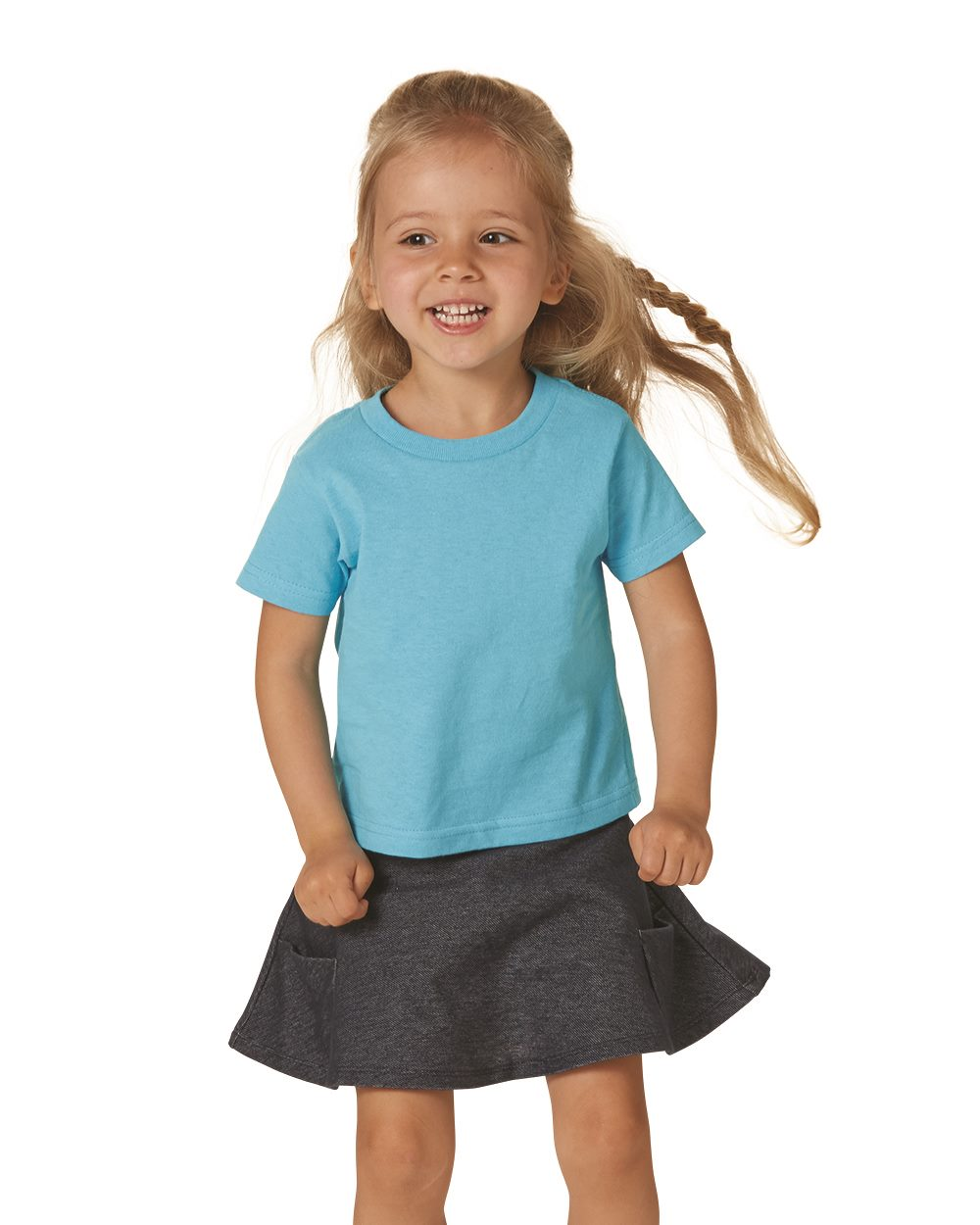 Rabbit Skins RS3301 婴幼儿宝宝短袖T恤